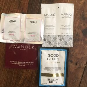 Other - Makeup sample pack (over 20 products)